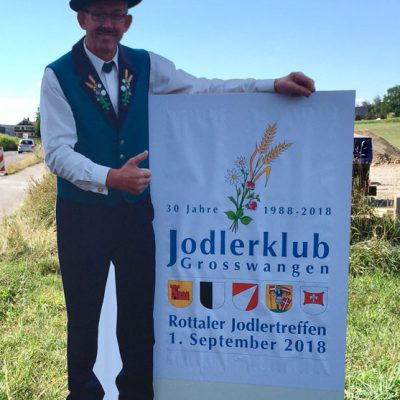 1. Rottaler Jodlertreffen (9.3)