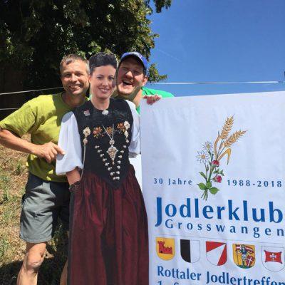 1. Rottaler Jodlertreffen (9.6)